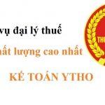 Đại lý thuế ở TPHCM