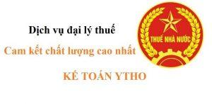 Đại lý thuế tại quận 3 tphcm