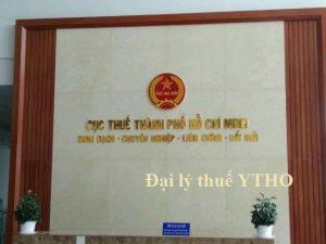 Dịch vụ đại lý thuế tại hcm