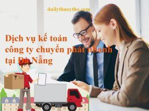 Dịch vụ kế toán công ty chuyển phát nhanh tại đà nẵng