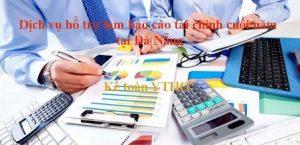 Dịch vụ hổ trợ làm báo cáo tài chính cuối năm tại Đà Nẵng