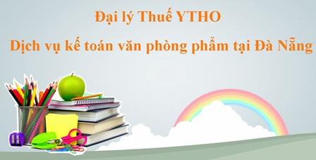 Dịch vụ kế toán văn phòng phẩm tại Đà Nẵng