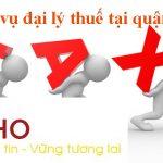 Dịch vụ đại lý thuế tại quận 2 TP Hồ Chí Minh