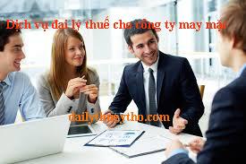 Dịch vụ đại lý thuế cho công ty may mặc