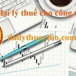 Dịch vụ đại lý thuế cho công ty vận tải