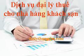 dịch vụ đại lý thuế cho nhà hàng khách sạn