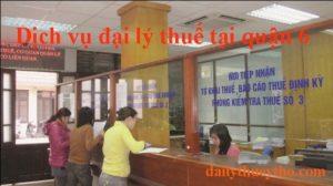 Dich vụ đại lý thuế tại quận 6