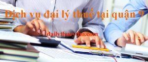 Dịch vụ đại lý thuế tại quận 9