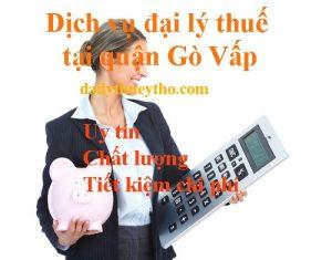Dịch vụ đại lý thuế tại quận Gò Vấp