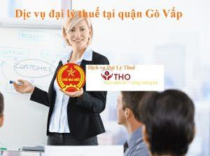 Dịch vụ đại lý thuế ở Gò Vấp