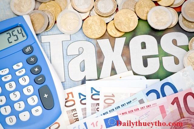 Dịch vụ báo cáo thuế tại quận Thủ Đức tphcm