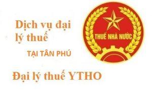 Dịch vụ đại lý thuế tại Tân Phú
