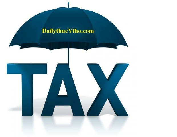 các khoản chi nào được trừ khi tính thuế