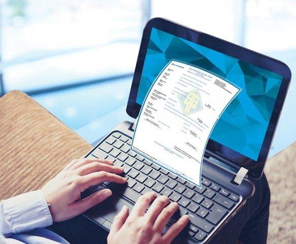 xử lý khi lập hóa đơn điện tử có mã của cơ quan thuế bị sai